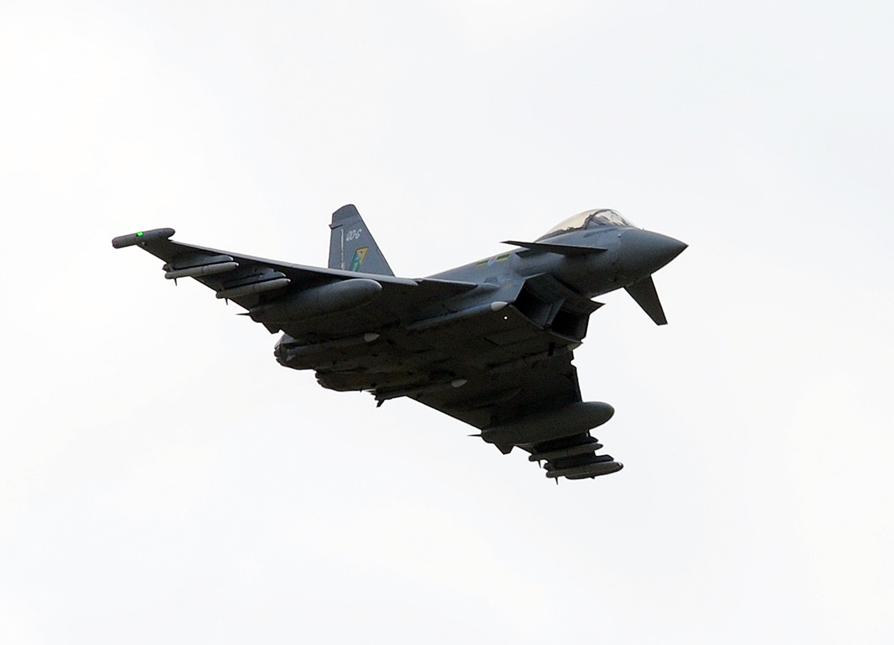 The UAE and the UK are in talks over the Typhoon fighter jet, which could see the Emirate buy 40 of the aircraft