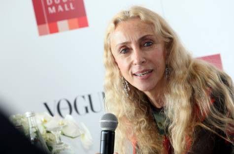 Vogue Italia are holding a briefing on the launch of ' the Vogue fashion Experience'
