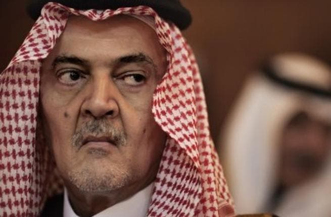 Prince Saud al-Faisal, the Saudi Foreign Minister. Image courtesy of naharnet.com