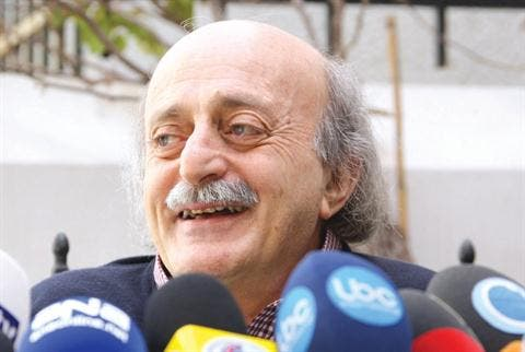 The Orthodox Gathering proposal no longer stands a chance of being adopted for the forthcoming polls, Progressive Socialist Party leader MP Walid Jumblatt said in remarks published Thursday (Photo: Azakir)