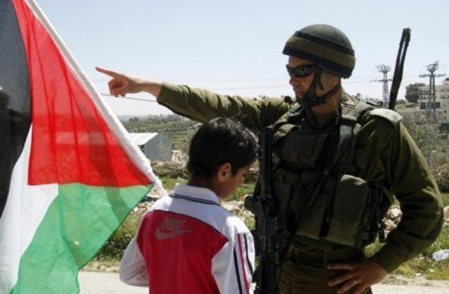 Even when Israel is looking like it is being kind, Palestine still suffers
