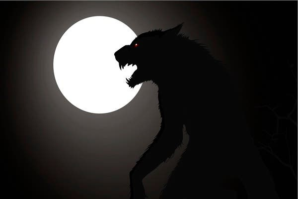 A Saudi man was dubbed the 'human wolf' after allegedly committing rape and kidnap in 2011. (Werewolf/Shutterstock)