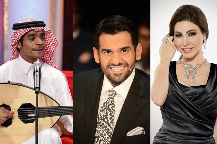 Rabeh Saqer, Hussain Al Jassmi, and Yara are ready to blow our minds in Abu Dhabi!