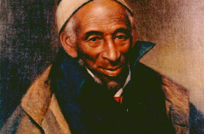 Yarrow Mamout (site: johnsonart2.blogspot.com)