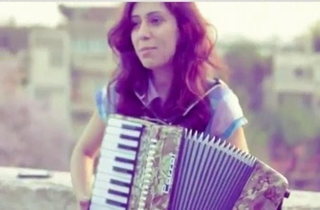 Egyptian star Yosra El-Hawary has come out on top in the Fair Play Global Music Video Competition