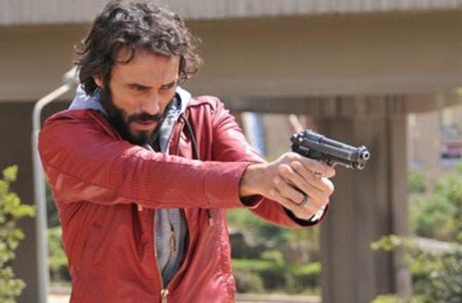 Don't shoot! Action man Youssef Sharif  (Image: Albawaba)