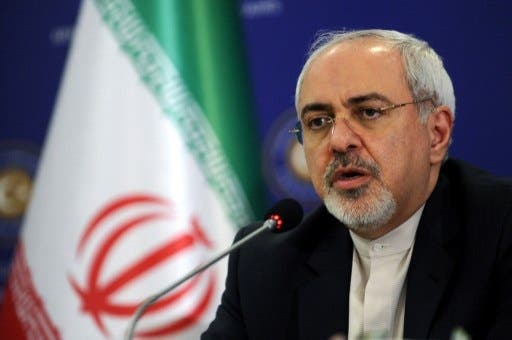 Zarif said his talks with the P5+1 were
