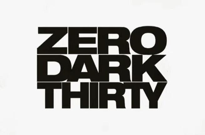 Zero Dark Thirty will hit the cinemas in December
