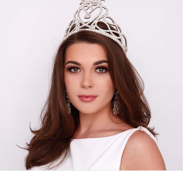 صدق أو لا تصدق : ملكة جمال إسكتلندا لعام 2018 مضيفة بطيران الإمارات Missscotland1801