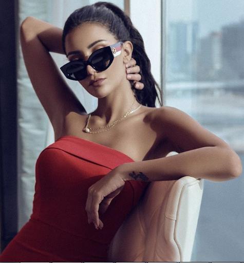 بالصور : موني هلال ملكة جمال مصر للعالم 2018 Miss Egypt World Mony-Hilal1234