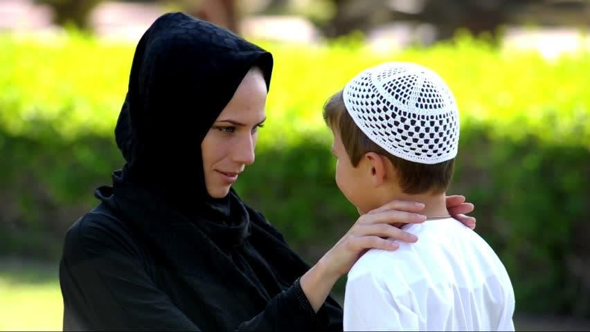 mom and arabn Sex son