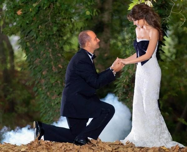 Love Conquers All Nancy Ajram Married In A Civil Ceremony
