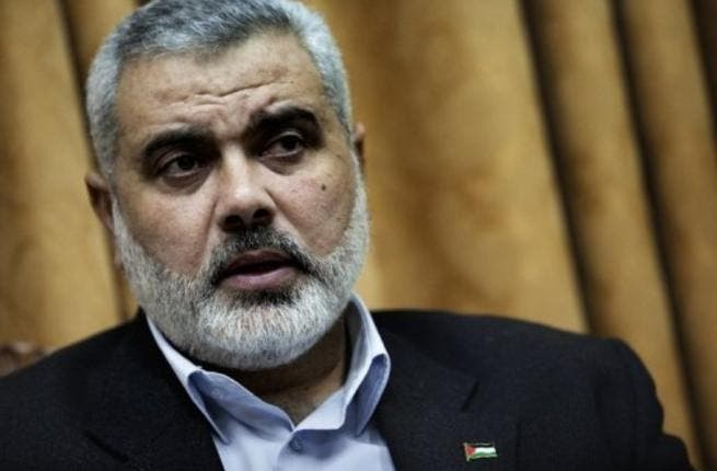 Prime Minister Ismail Haniyeh