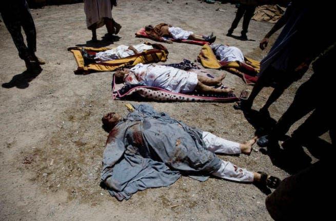 Blasts in Iraq