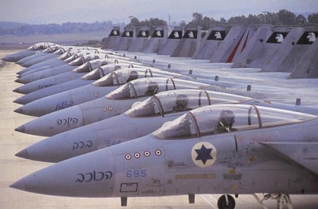 Israeli plane
