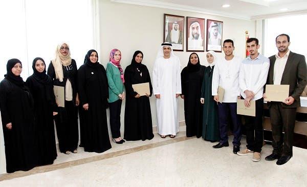 وزارة الصحة في الامارات تكرم فريق عمل برنامج قلوب آمنة للكشف المبكر عن قلوب الأطفال في المدارس   البوابة
