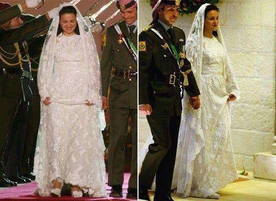 زفاف أسطوري للأميرة نور بنت عاصم من رجل الأعمال السعودي عمرو آل