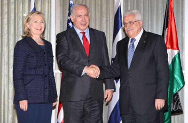Palestinian Israeli talks