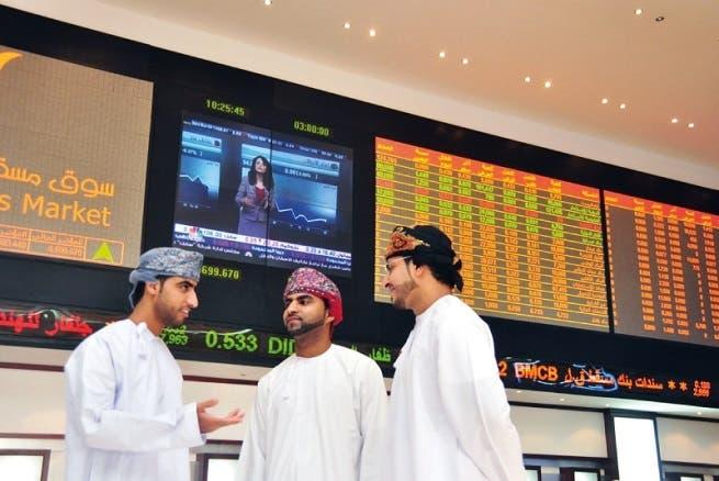 Oman forex market