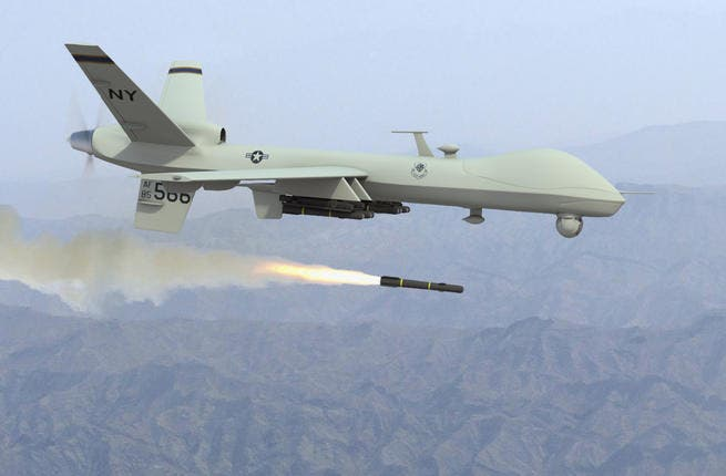 In the wake of the 9/11 attacks, the U.S. government has increasingly deployed unmanned drones in the Middle East, South Asia and Africa. [globalexchange]