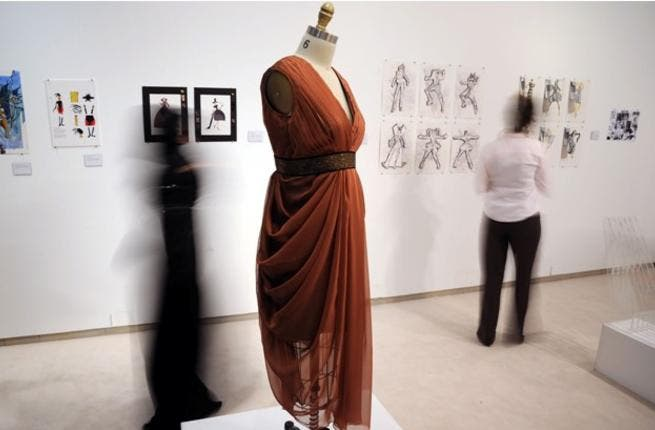 The annual exhibition of Qatar's graduating artists and designers
