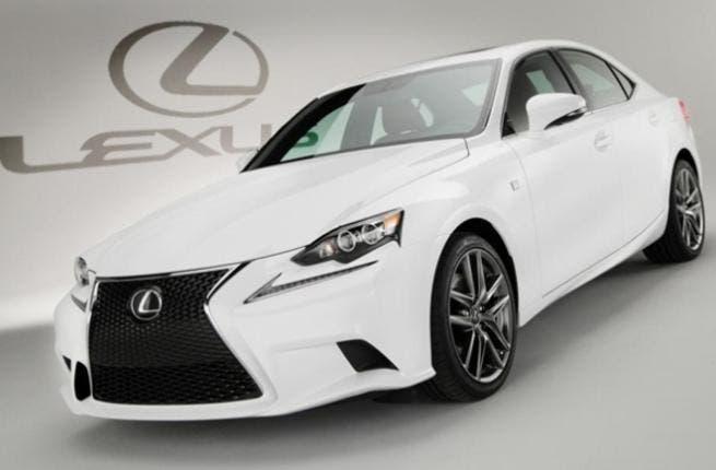 Lexus IS Sports