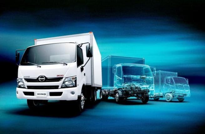 HINO300 Series light-duty truck