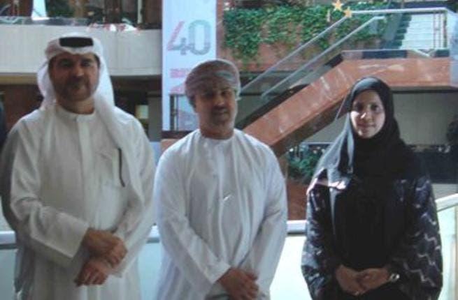 Abdulrahman Qassim Al Ali, GM, Marketing and Operation. Emarat with the delegation