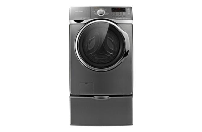 Samsung World's Largest Washing Machine