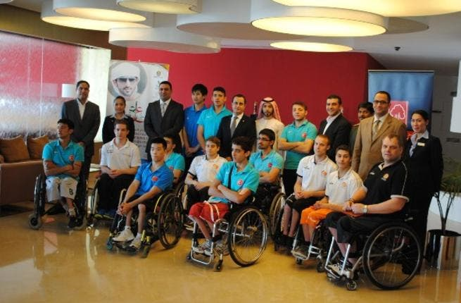 5th Fazza Basketball Wheelchairs Championship