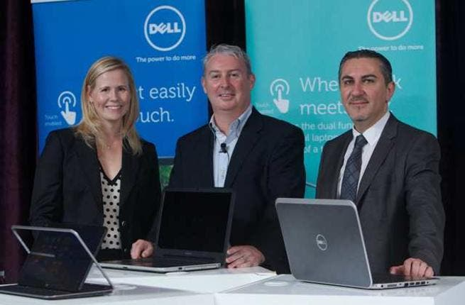 New Dell Convertible Tablet: