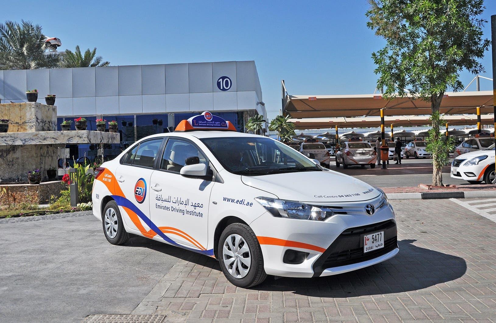 Al Futtaim Motors And Emirates Driving Institute Sign