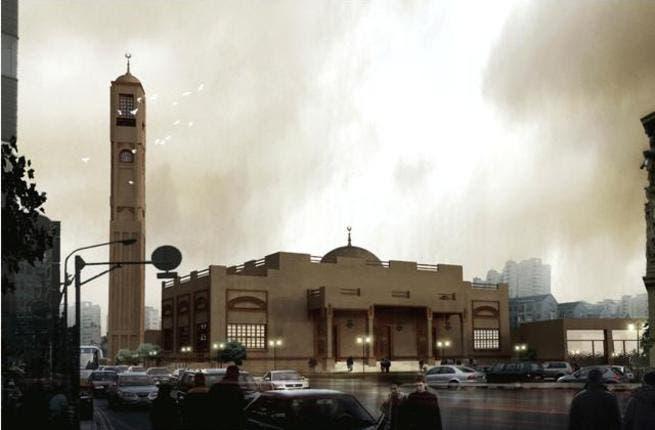 AL Waha Mosque