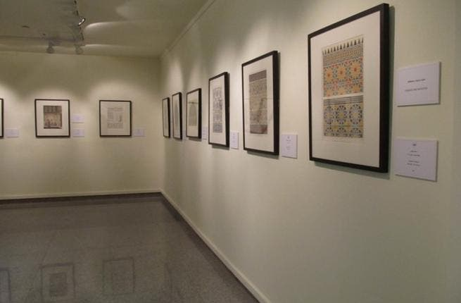 The American University in Cairo opened the Arab Art in Cairo through the Historic Architectural Monuments