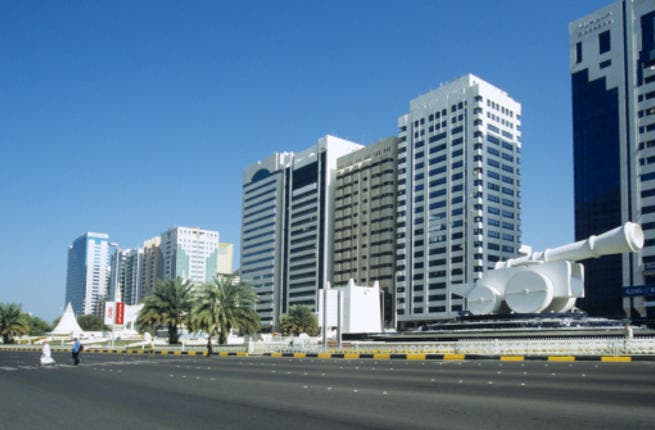 Rents in Abu Dhabi have fallen 40 percent since the market's peak