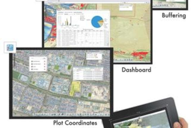 two new Geographical Information Systems