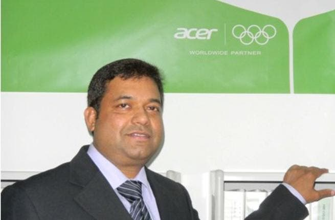 Bernard Lobo, Service Manager, Acer Computer