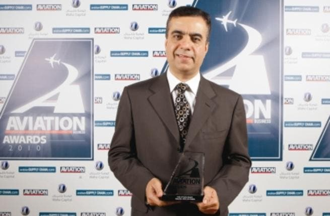 Adel Ali, Group Chief Executive Officer, Air Arabia