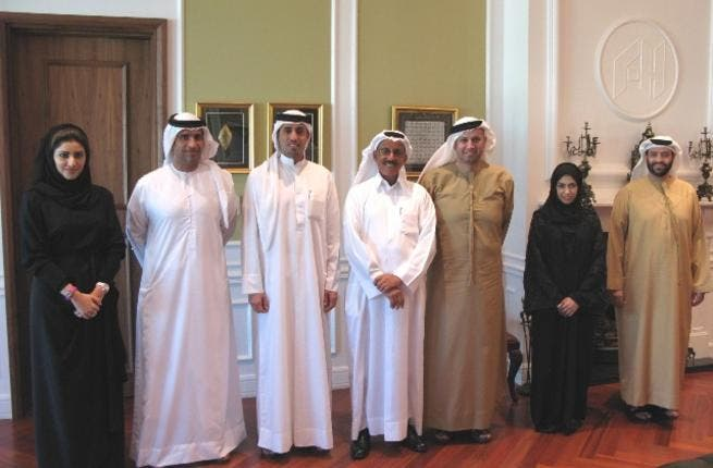 Delegation from Watani program