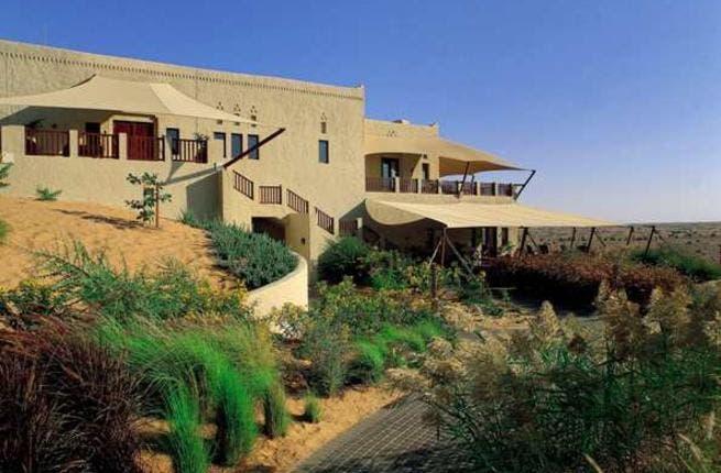 Al Maha Desert Resort and Spa