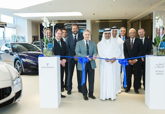 Al Tayer Motors opens first Maserati showroom and service centre in Sharjah | Al Bawaba