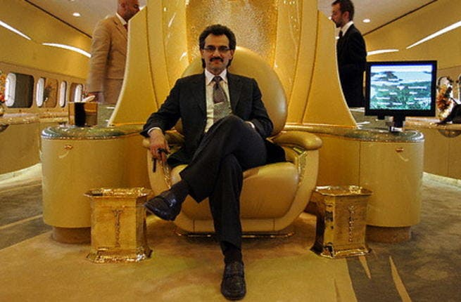 Founder and CEO of Kingdom Holding Company, Saudi Prince Al Waleed Bin Talal net worth was recently estimated by Forbes at US$19.6 billion, making him the 26th richest person in the world