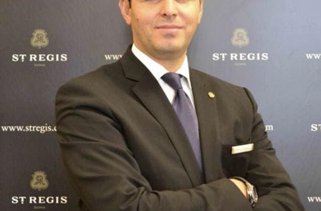 Amin Al Huneidi - Director of Sales at The St. Regis Doha
