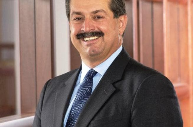 Andrew Liveris, Dow chairman and CEO