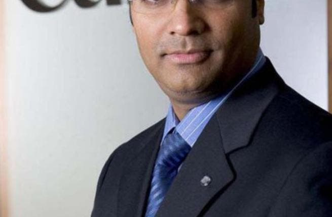 Anurag Agrawal, Managing Director, Canon Middle East