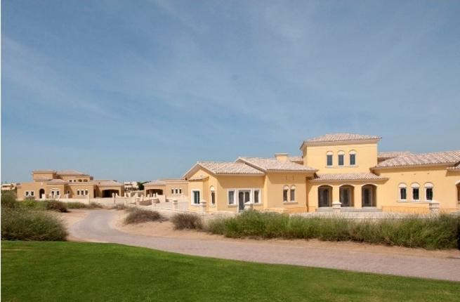 The Arabian Ranches Golf Course