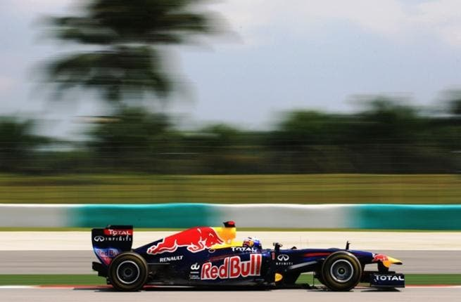 Archive photo for Red Bull Racing Car featuring du logo