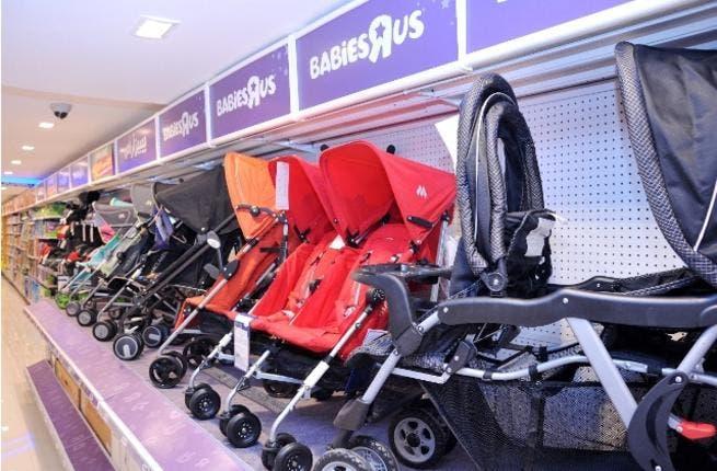 """Babies """"R"""" Us part sale"""