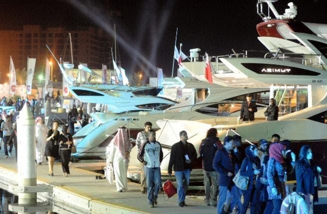 Bahrain Boat Show 2013