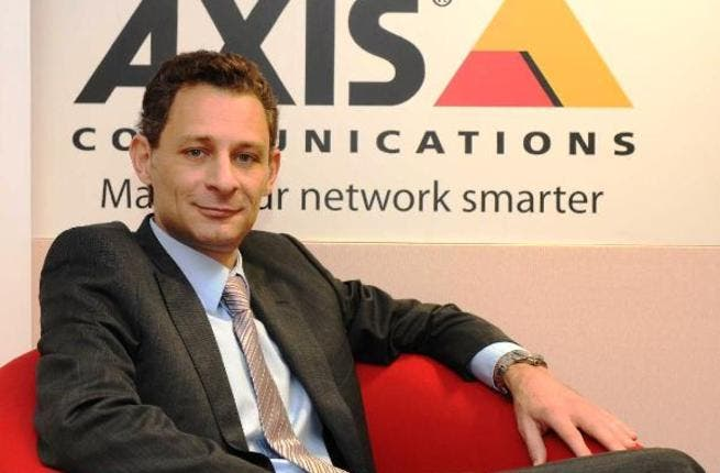Baraa Al Akkad, Regional Sales Manager, Middle East, Axis Communications